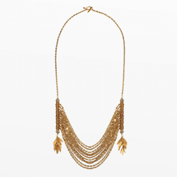 imposant collier fantaisie sundust