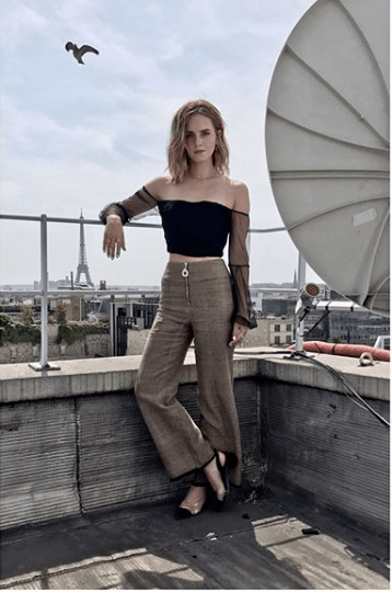 emma watson star de la mode responsable