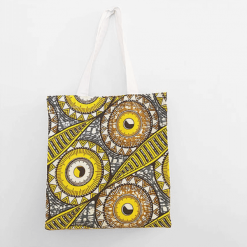 Tote Bag africain Ngousso de face