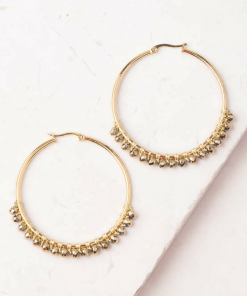 Boucles d'oreille or Bennet