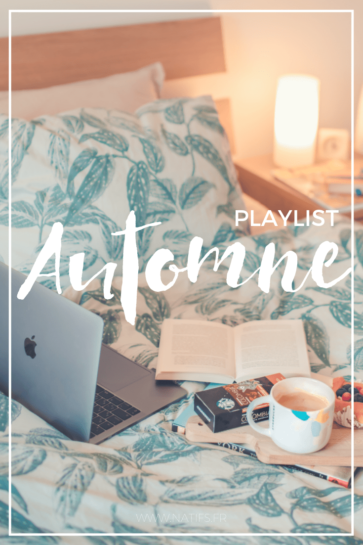 playlist cosy d'Automne