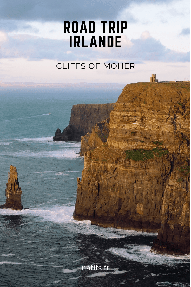 road trip en irlande 3: cliffs of moher, bunratty et glendalough