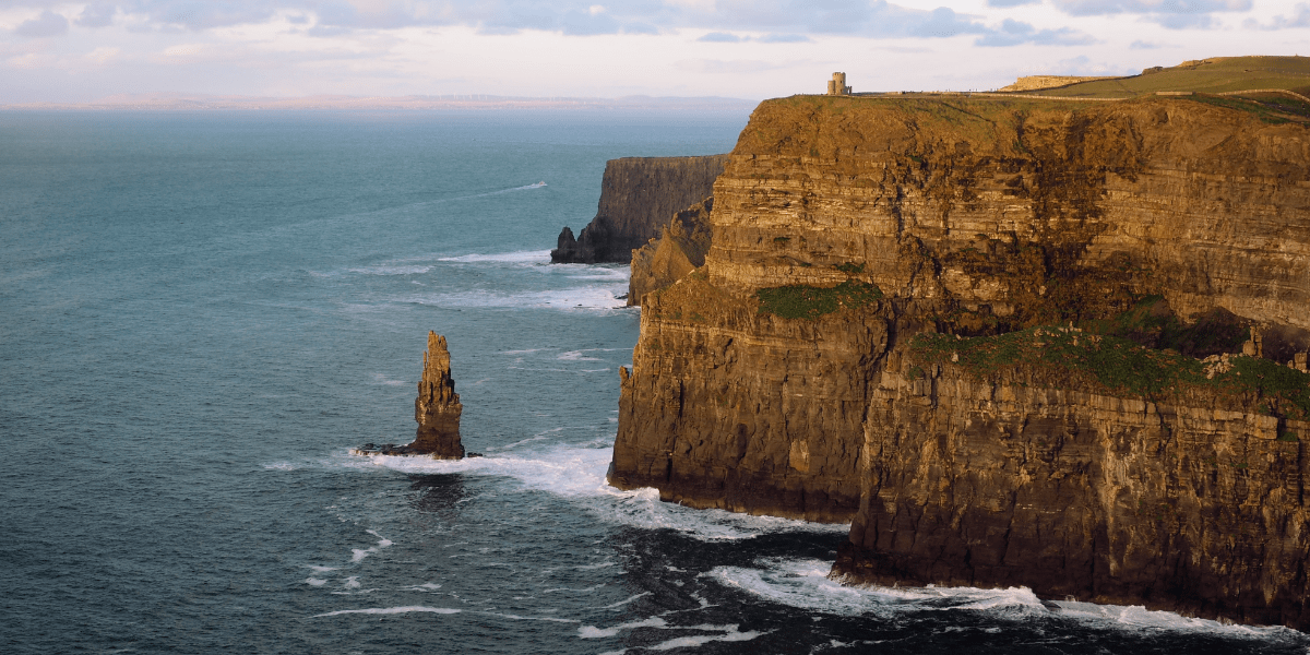 Road Trip en van en Irlande #3 - Cliffs of Moher, Bunratty et Glendalough